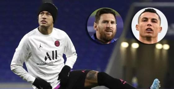 Ronaldo, Messi and Neymar (Reuters)