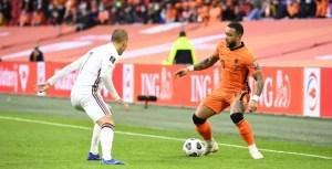 Live: Netherlands – Latvia 0: 1, Croatia