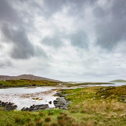 Inlet on Barra, Outer Hebrides