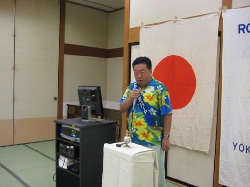 井藤親睦委員長