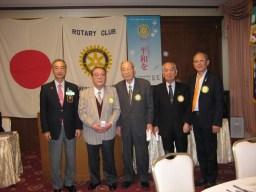 長寿会員表彰