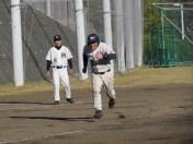 第三試合 海老名欅RC vs 横浜緑RC