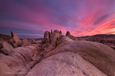 Desert Glow by Jeremy Long