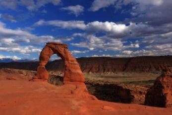Jon Barnes Delicate Arch