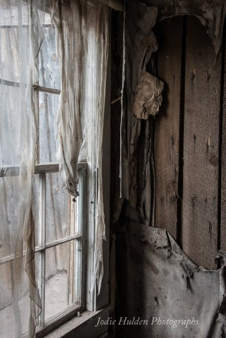 Torn Curtain by Jodie Hulden
