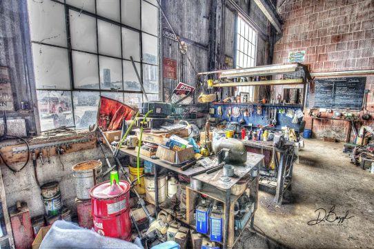 Duane Bazzel - Museum Workshop