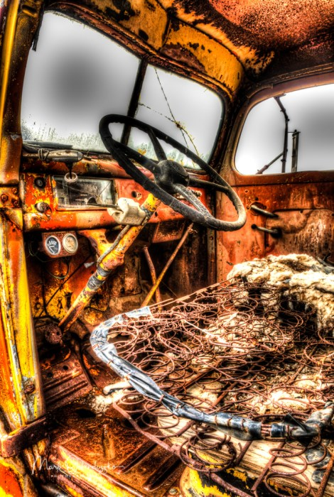 Mark Ochenduszko - The Old Truck