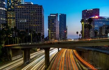 Carmen Saunders - LA Street Lights
