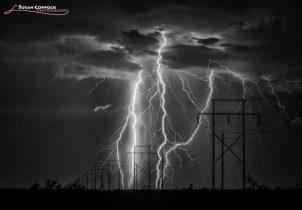 Quartzsite Lightning