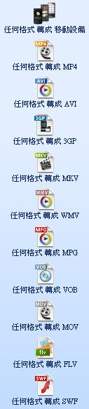 格式工廠 FormatFactory – 免費萬用影音轉檔軟體 (免安裝中文版)