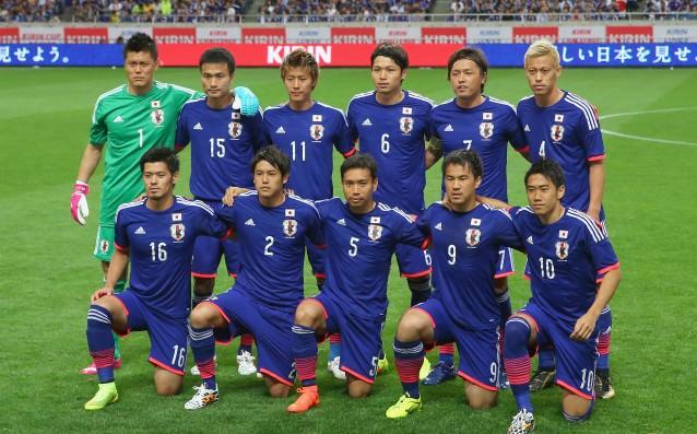 [世足球隊] 日本國家足球隊 Japan 球隊介紹   搜放資源網