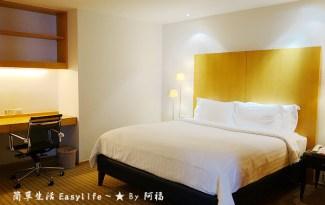 [泰國曼谷酒店推薦] 蓮花飯店 Lebua at State Tower@景色漂亮、房間寬敞