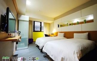[西門町住宿/餐廳分享] 儷萊商旅 (Xiemen Relite Hotel) & 北歐風格 SunnyCafe 餐點好吃