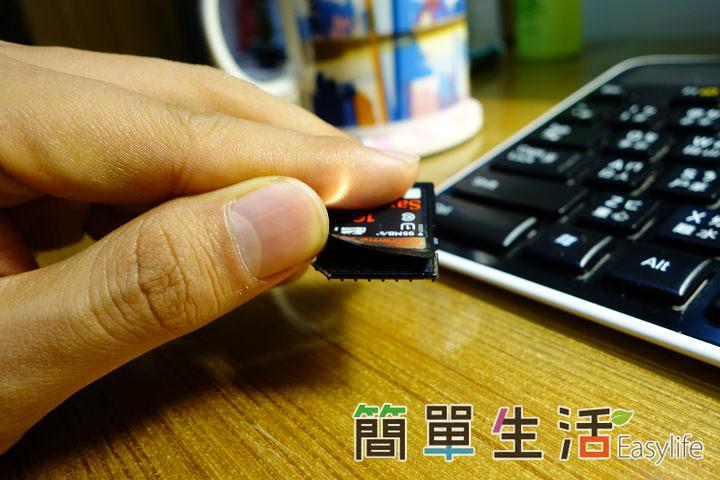 [開箱文] 東芝 TOSHIBA EXCERIA SD UHS-I 記憶卡測試評價/保固資訊 - 簡單生活Easylife