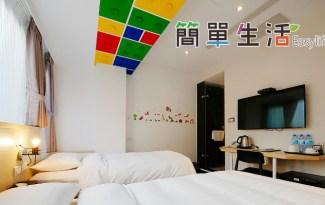 [台北中山區住宿] 富裕自由旅店 (林森館) RF Hotel – Lin Sen@價格便宜附早餐