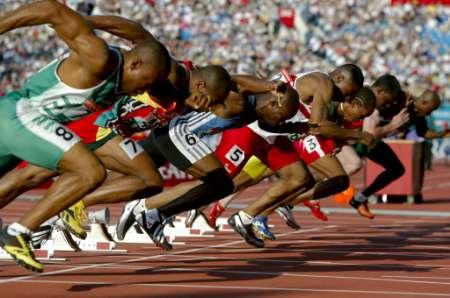 100米短跑技巧