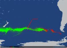 2012-12-31 Vendée Globe satellite