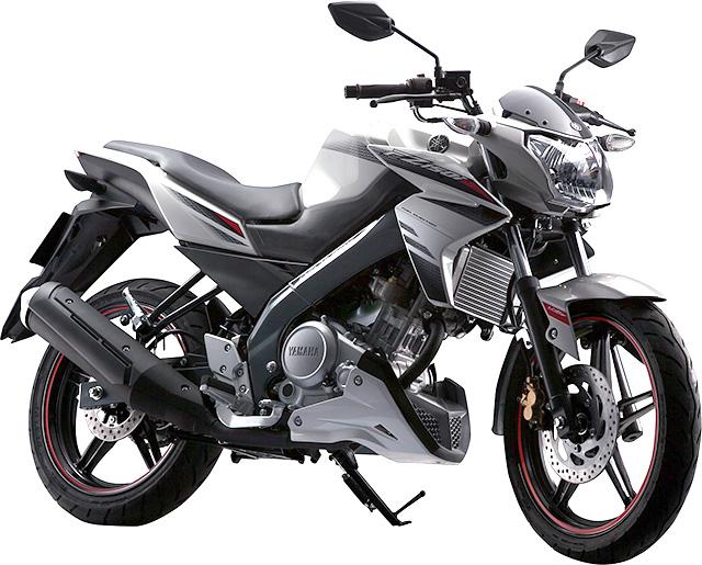 Yamaha FZ150i.