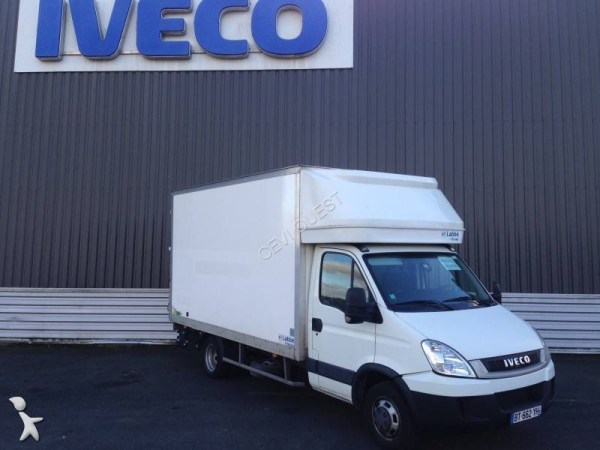 Utilitaire châssis cabine Iveco Daily 35C13 occasion - n ...