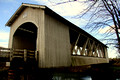 Thomas Creek, Gilkey Covered Bridge