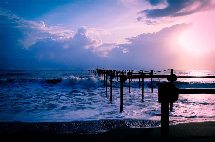 beach sunset - Alappuzha Photos