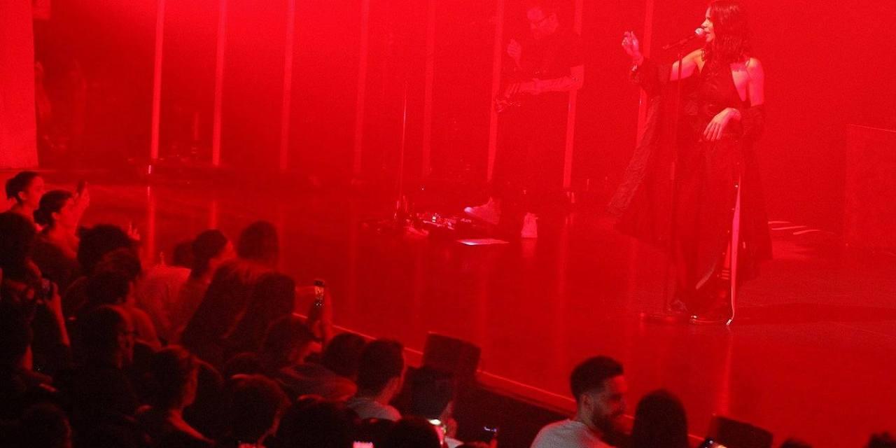Shy'm @ Casino Barrière de Toulouse – 29 mai 2018