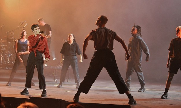 Christine And The Queens @ Festival de Carcassonne – 16 juillet 2019