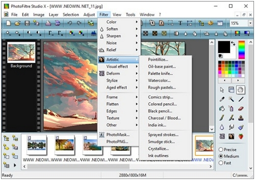 Top 10 Photo Filters Free to Download to Add Effects on Photos