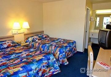 Hotel Motel 6 Las Vegas Tropicana Las Vegas Nv United