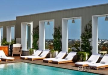 Hotel Mondrian Los Angeles Los Angeles Ca Book With