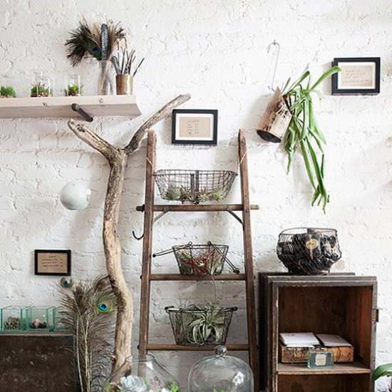 Natural decorating ideas for Organic home decor