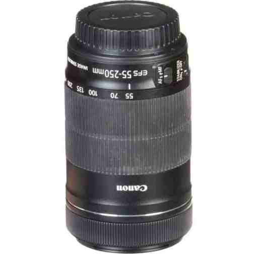 Canon EF S 55 250mm113 - Canon EF-S 55-250mm f/4-5.6 IS STM Lens