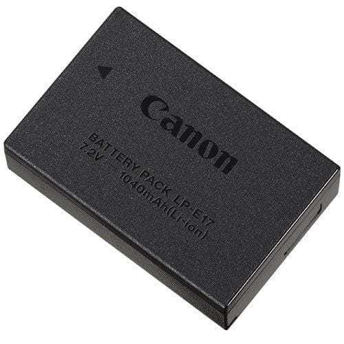 Canon LP E17 Lithium Ion Battery Pack - Canon LP-E17 Lithium-Ion Battery Pack