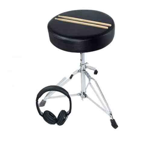 Alesis Burst Electronic Drum Set with DM6 Module 2 - Alesis Burst Kit Electronic Drum Set w/ DM6 Module Includes: Drum, Throne, Drum Sticks & BONUS Free Headphones
