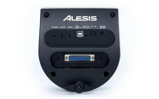 Alesis Burst Electronic Drum Set with DM6 Module 4 - Alesis Burst Kit Electronic Drum Set w/ DM6 Module Includes: Drum, Throne, Drum Sticks & BONUS Free Headphones