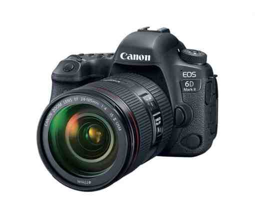 Canon EOS 6D Mark II DSLR Camera with EF 24 105mm 1a 1 - Canon 26.2 EOS 6D Mark II EF 24-105mm USM Kit with 3 LCD