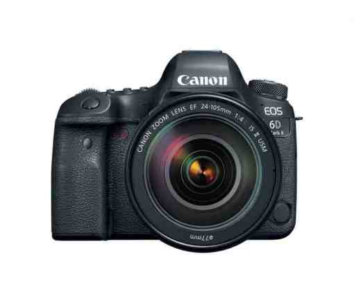 Canon EOS 6D Mark II DSLR Camera with EF 24 105mm 3a 1 - Canon 26.2 EOS 6D Mark II EF 24-105mm USM Kit with 3 LCD