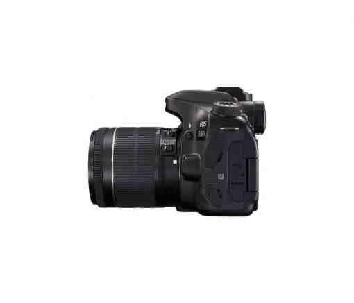 Canon EOS 80D DSLR Camera with 18 55mm Lens1 11 1 - Canon EOS 80D Digital SLR Kit with EF-S 18-55mm f/3.5-5.6 Image Stabilization STM Lens (Black)
