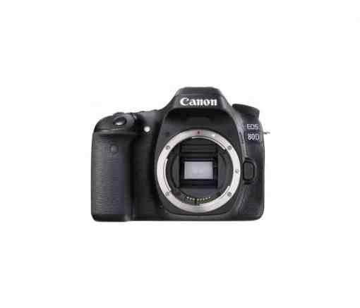 Canon EOS 80D DSLR Camera with 18 55mm Lens1 14 1 - Canon EOS 80D Digital SLR Kit with EF-S 18-55mm f/3.5-5.6 Image Stabilization STM Lens (Black)