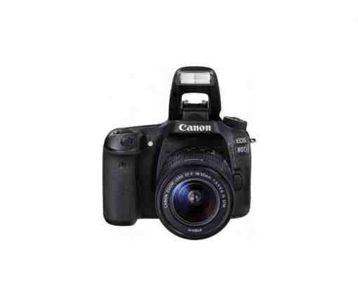 Canon EOS 80D DSLR Camera with 18 55mm Lens1 3 1 - Canon EOS 80D Digital SLR Kit with EF-S 18-55mm f/3.5-5.6 Image Stabilization STM Lens (Black)