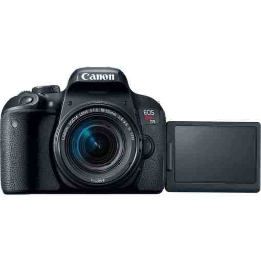 Canon EOS Rebel T7i DSLR Camera with 18 55mm Lens 6 - Canon EOS Rebel T7i Digital SLR Camera with 18-55mm Lens