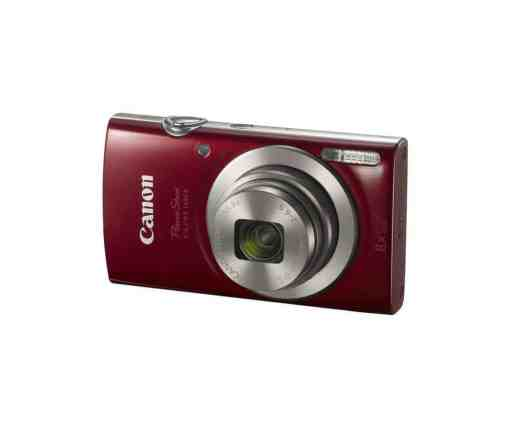 Canon PowerShot ELPH 180 Digital Camera Red - Canon PowerShot ELPH 180 Digital Camera (Red)