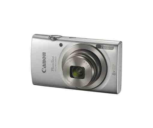 Canon PowerShot ELPH 180 Digital Camera Silver - Canon PowerShot ELPH 180 Digital Camera (Silver)