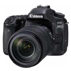 008622a6 5546 491d a915 164fffce9bab - Canon EOS 80D EF-S 18-135mm f/3.5-5.6 Image Stabilization USM Kit (Black)