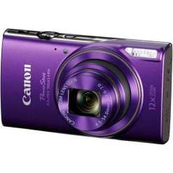 5ecbec56 7f0e 45f2 95b3 6d0ecfb35bcf - Canon PowerShot ELPH 360 HS with 12x Optical Zoom and Built-In Wi-Fi (Purple)