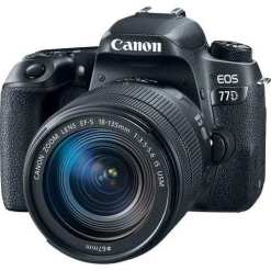 8c9e1869 1c00 46c6 ab2f 833200999d74 - Canon EOS 77D 24.2MP Digital SLR Camera + 18-135mm USM Lens with Built-In Wi-Fi