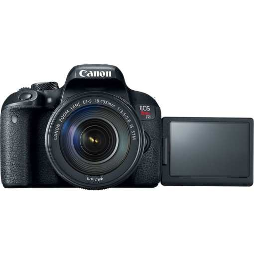 Canon EOS Rebel T7i DSLR Camera with 18 135mm Lens 04 - Canon EOS Rebel T7i 24.2MP Digital SLR Camera with 18-135mm Lens