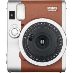 c0798e45 509d 4302 844e 1a3b9ac7db10 - Fujifilm Instax Mini 90 Neo Classic Instant Film Camera (Brown) (U.S.A.)