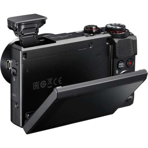 15046365 28d6 47ed 9039 3943c11aecda - Canon PowerShot G7 X Mark II (Black)