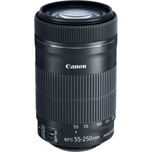 28f02e2f 2870 4a9f 9581 f2c09bf219cf - Canon EF-S 55-250mm F4-5.6 IS STM Lens for Canon SLR Cameras